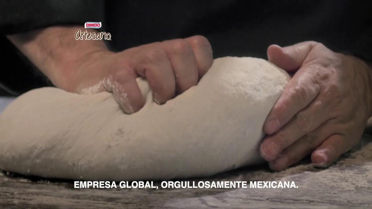 El sabor irresistible de Pan Bimbo Artesano.