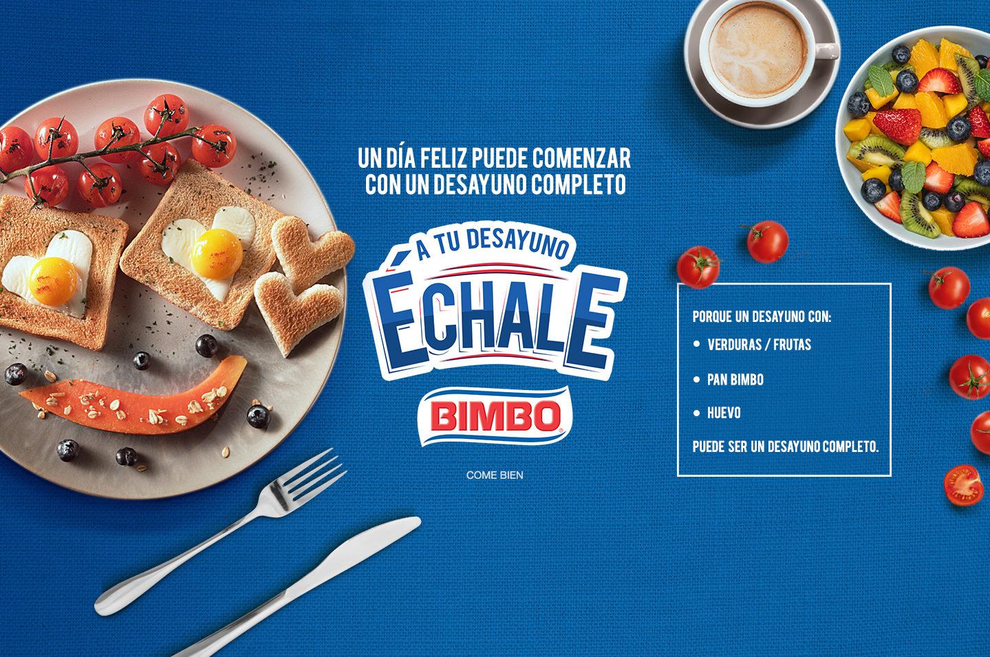 Transforma tu desayuno