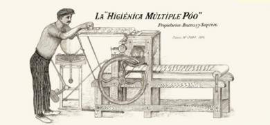 "La primera máquina mexicana de ""Bolillo"" para la industria Bimbo®"